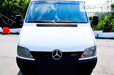 Mercedes-Benz Sprinter 213 пасс. 2002 в Киеве