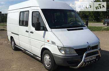Mercedes-Benz Sprinter 213 пасс. 2001 в Коломые