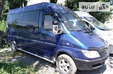 Микроавтобус (от 10 до 22 пас.) Mercedes-Benz Sprinter 213 пасс. 2000 в Хусте