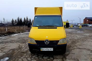 Mercedes-Benz Sprinter 308 груз. 2000 в Тернополі