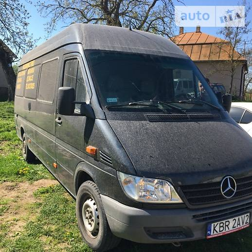 Mercedes-Benz Sprinter 2005 года
