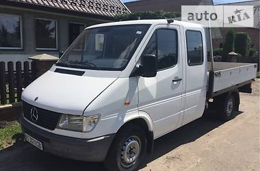 Mercedes-Benz Sprinter 312 груз. 1998 в Луцке