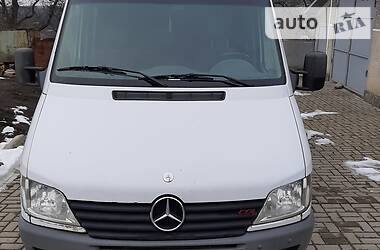 Mercedes-Benz Sprinter 313 груз.-пасс. 2001 в Черновцах