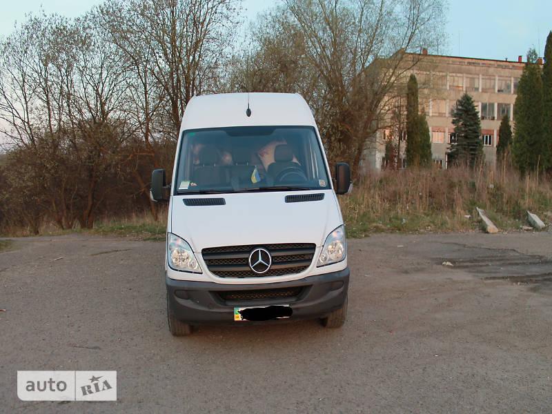 Mercedes-Benz Sprinter 313 груз. 2007 в Новом Роздоле