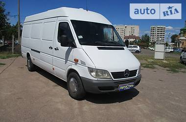Mercedes-Benz Sprinter 313 груз. 2003 в Черкассах