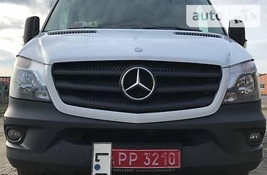 Mercedes-Benz Sprinter 313 груз. MAXI FULL EURO 5 2014