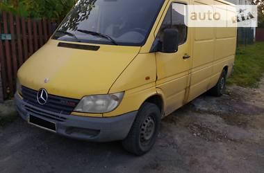 Mercedes-Benz Sprinter 313 груз. 2000 в Львове