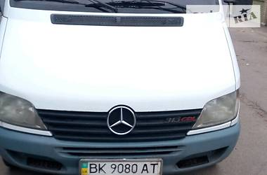 Mercedes-Benz Sprinter 313 груз. 2003 в Ровно