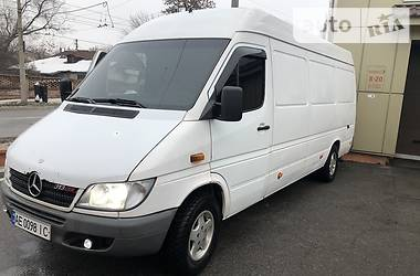 Mercedes-Benz Sprinter 313 груз. 2002 в Днепре