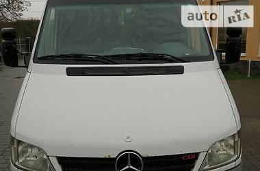 Mercedes-Benz Sprinter 313 груз. 2006 в Ужгороде