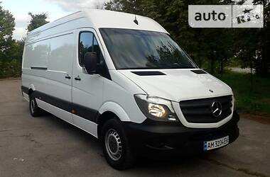 Mercedes-Benz Sprinter 313 груз. 2015 в Житомире