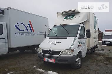Mercedes-Benz Sprinter 313 груз. 2005 в Ровно