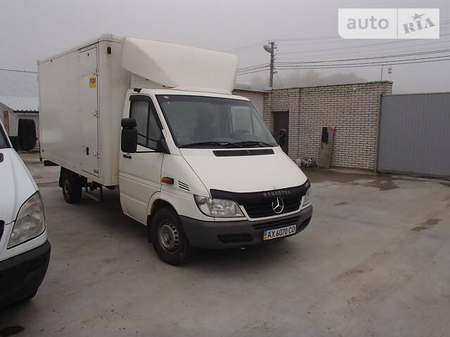 Mercedes-Benz Sprinter 313 груз. 2005 в Киеве