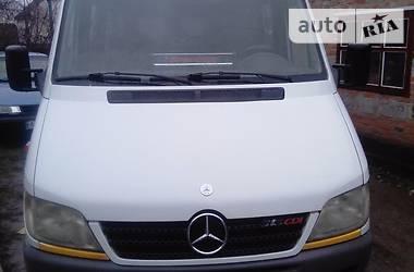 Mercedes-Benz Sprinter 313 пас. 2001 в Ставищі