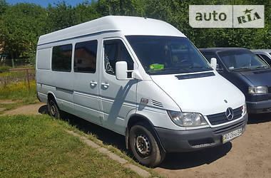 Mercedes-Benz Sprinter 313 пасс. 2006 в Хусте