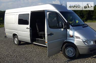 Mercedes-Benz Sprinter 313 пасс. 2006 в Кременце
