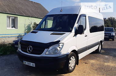 Mercedes-Benz Sprinter 313 пасс. 2008 в Здолбунове
