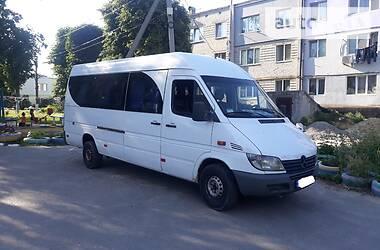 Микроавтобус (от 10 до 22 пас.) Mercedes-Benz Sprinter 313 пасс. 2001 в Харькове