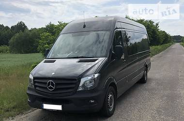 Mercedes-Benz Sprinter 313 пасс. 2014 в Камне-Каширском