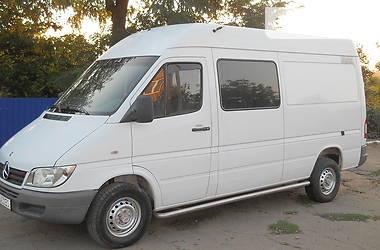 Легковий фургон (до 1,5т) Mercedes-Benz Sprinter 313 пас. 2005 в Василівці