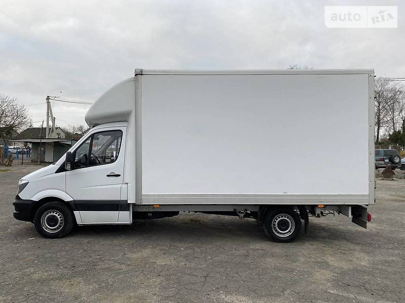 Mercedes-Benz Sprinter 314 груз. 2016 в Ровно