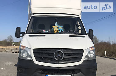 Микроавтобус грузовой (до 3,5т) Mercedes-Benz Sprinter 314 груз. 2016 в Львове