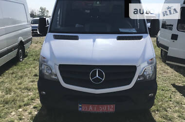 Фургон Mercedes-Benz Sprinter 314 груз. 2017 в Косове