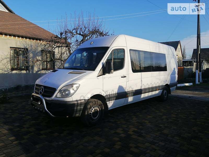 Mercedes-Benz Sprinter 315 пасс. 2007 в Новомосковске