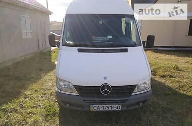 Mercedes-Benz Sprinter 316 груз.-пасс. 2005 в Корсуне-Шевченковском