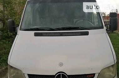 Mercedes-Benz Sprinter 316 груз.-пасс. 2003 в Владимир-Волынском
