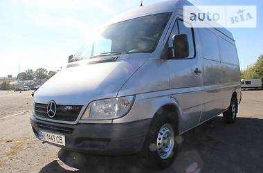 Mercedes-Benz Sprinter 316 груз. 2004 в Ровно