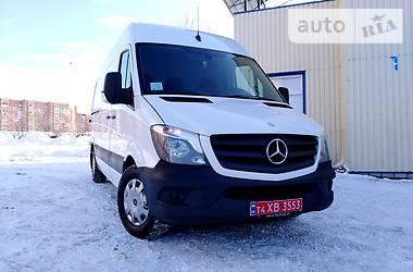 Mercedes-Benz Sprinter 316 груз. L2H2 120 кВт