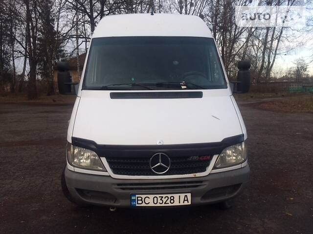 Mercedes-Benz Sprinter 316 груз. 2003 в Львове