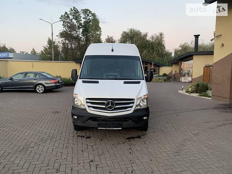 Mercedes-Benz Sprinter 316 груз. IDEAL