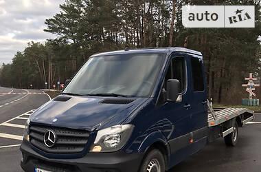 Mercedes-Benz Sprinter 316 груз. 2015 в Луцьку