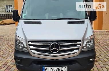 Mercedes-Benz Sprinter 316 груз. 2016 в Івано-Франківську