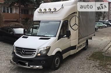 Mercedes-Benz Sprinter 316 груз. 2018 в Ивано-Франковске