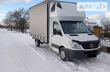 Mercedes-Benz Sprinter 316 груз. 2012 в Рокитном