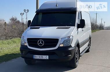 Легковой фургон (до 1,5 т) Mercedes-Benz Sprinter 316 груз. 2016 в Одессе