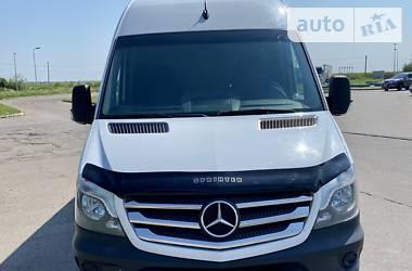 Микроавтобус грузовой (до 3,5т) Mercedes-Benz Sprinter 316 груз. 2015 в Коломые