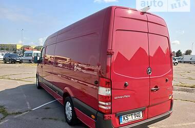 Мікроавтобус вантажний (до 3,5т) Mercedes-Benz Sprinter 316 груз. 2018 в Вінниці