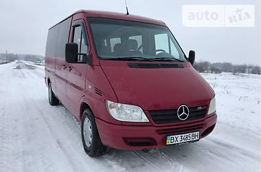 Mercedes-Benz Sprinter 316 пасс. 2005 в Староконстантинове