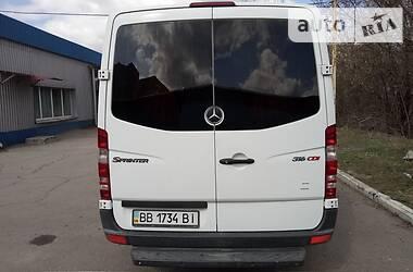 Mercedes-Benz Sprinter 316 пасс. 2010 в Алчевске