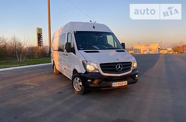 Легковой фургон (до 1,5 т) Mercedes-Benz Sprinter 316 пасс. 2014 в Ужгороде