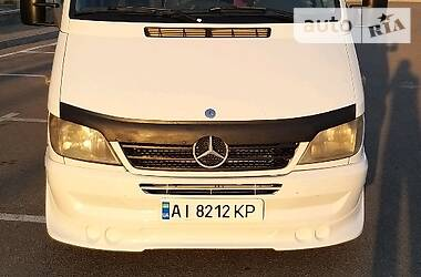 Mercedes-Benz Sprinter 316 пасс. 2000 в Белой Церкви