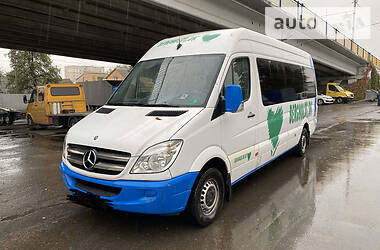 Mercedes-Benz Sprinter 316 пасс. 2010 в Луцке