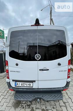 Легковий фургон (до 1,5т) Mercedes-Benz Sprinter 316 пас. 2015 в Вінниці
