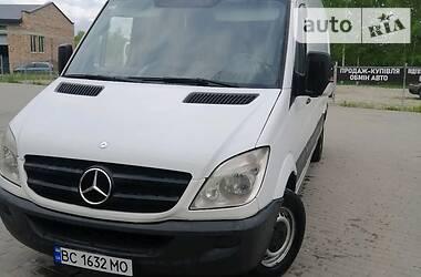 Микроавтобус грузовой (до 3,5т) Mercedes-Benz Sprinter 318 груз. 2008 в Богородчанах