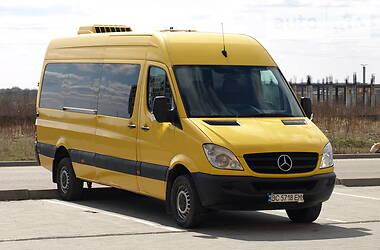 Легковой фургон (до 1,5 т) Mercedes-Benz Sprinter 318 пасс. 2006 в Львове