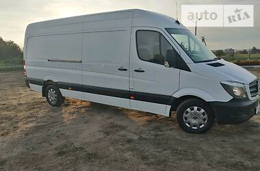 Mercedes-Benz Sprinter 319 груз. 2015 в Дубно